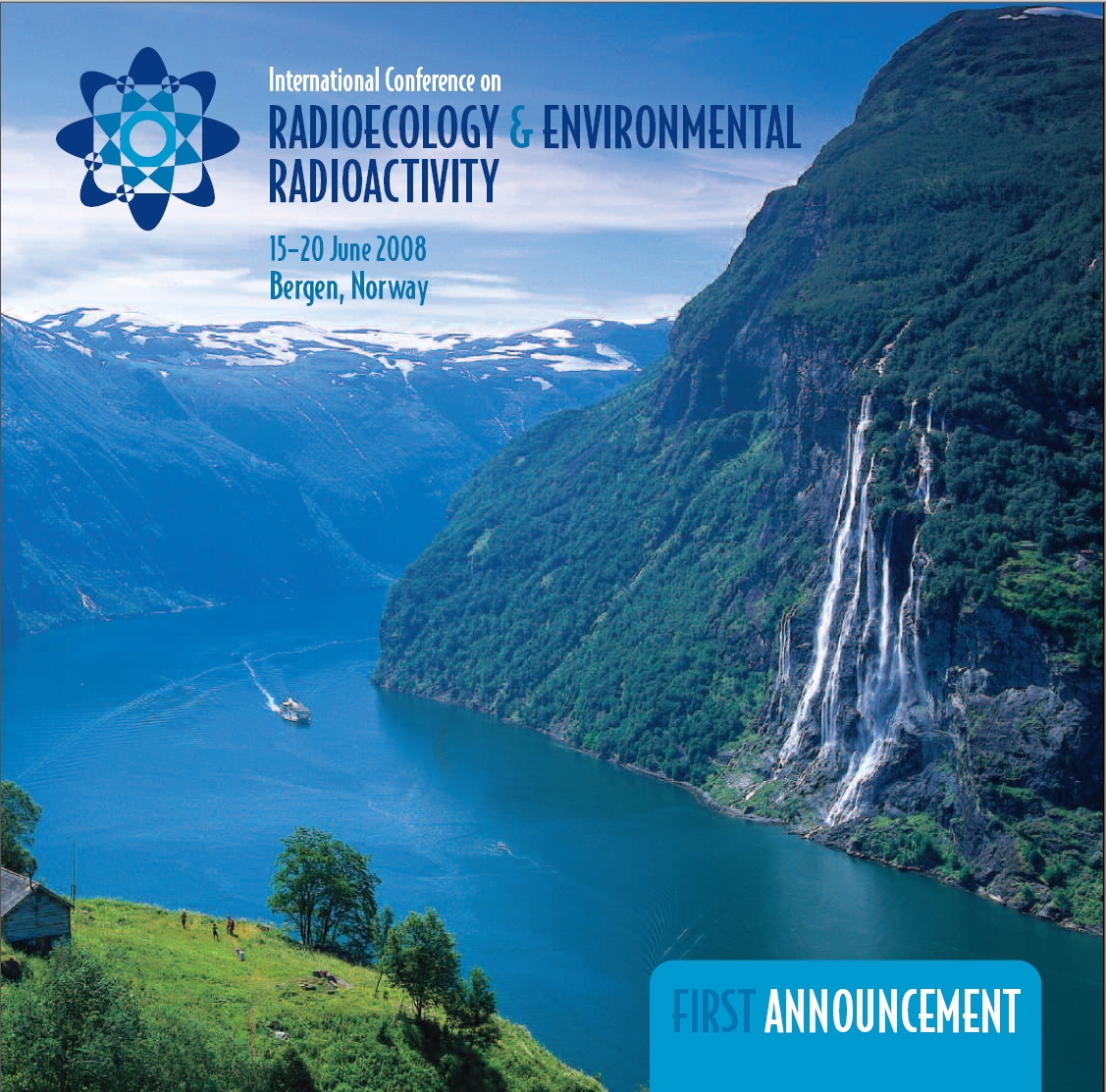 International conference on radioecology and environmental radioactivity. Bergen, Norway, 15 - 20 June 2008